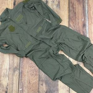 USAF Flyer's Coveralls Size 42 Regular Military